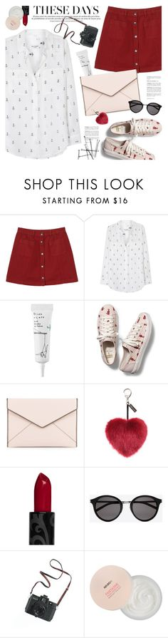"""""""🏆 CONTEST 🏆 3 days left to join! (view description)"""" by jesuisunlapin ❤ liked on Polyvore featuring Monki, Equipment, too cool for school, Keds, Rebecca Minkoff, Helen Moore, Yves Saint Laurent, Madewell and Kenzoki"""