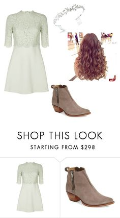 """Green"" by kkmahony ❤ liked on Polyvore featuring Valentino, Frye and Bling Jewelry"