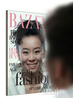 Bem Legaus!: Espelhos de revista  Mirror magazines