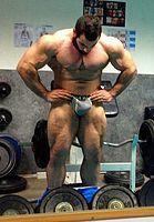 bodybuilders-are-hot: Lorenzo Becker