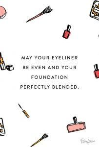 Funny & Cute Makeup Quotes #makeup #quotes
