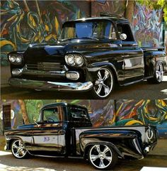 old pickup trucks Gmc Pickup Trucks, Classic Pickup Trucks, Gm Trucks, Cool Trucks, Cool Cars, Jeep Pickup, Gmc Suv, Lifted Trucks, Lifted Chevy