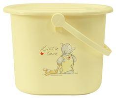 Nappy bucket. Large 16 litre nappy pail by Bebe-Jou