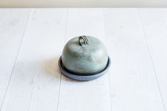 Butter Dish - Stoneware - Made to Order