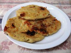 El Salvador Food Photo Gallery: El Salvador Food: Pupusas