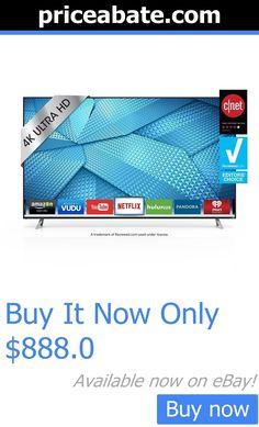 Smart TV: Vizio 60 Inch 4K Ultra Hd Smart Tv M60-C3 Uhd Tv BUY IT NOW ONLY: $888.0 #priceabateSmartTV OR #priceabate