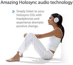 This is based on binaural beat technology. In really simple terms it helps both right and left brains synchronize and reach deeper levels of relaxation.  I use this technology for relaxation.