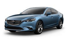 Mazda Mazda 6 - Car and Driver