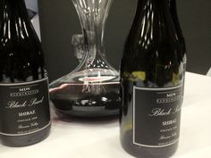 New look Black Pearl label launched for the first time at the STO Wine Symposium