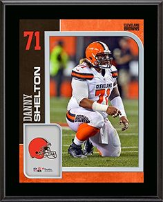 Danny Shelton Cleveland Browns Plaques