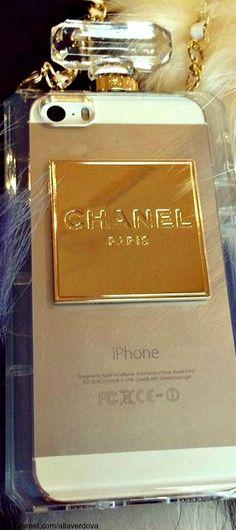 Chanel Perfume Phone Case