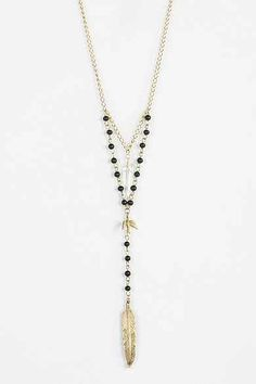 Charming Rosary Necklace