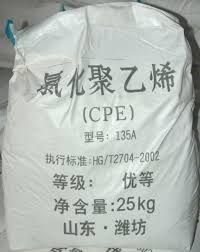 Image result for chlorinated polyethylene cpe 135a