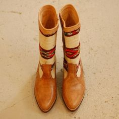 Kilim boots from www.louandfriends.se