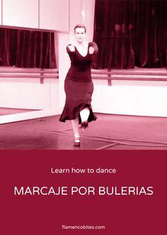 Learn this marcaje por bulerías with Flamenco Bites.                                                                                                                                                                                 More
