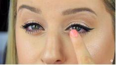 Makeup Tutorials & Makeup Tips :   Apply Mascara | How to Apply Fake Eyelashes Beginner's Guide    -Read More –   - #Makeup