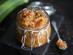Gruß aus der Küche: Selbstgemachtes Zucchini Chutney