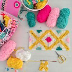 Crochet Work Studio Hip en Stip