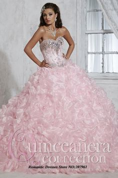 Find More Quinceanera Dresses Information about 2015 Pink Quinceanera Dresses Ball Gown Sweetheart Crytst Organza Dress For 15 Years Pageant Dresses Vestidos De 15 Anos  AQ37,High Quality dress outfits,China dress up party supplies Suppliers, Cheap dress high heel boots from Romantic bride wedding dress Suzhou Co., Ltd. on Aliexpress.com