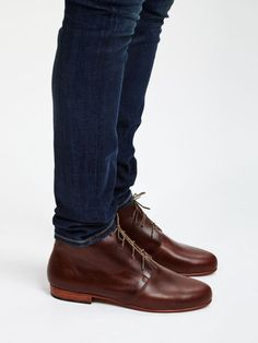 Ethically-made women's chukka boot. Love it. Nisolo Harper Chukka Boot