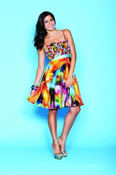 love this, so colorful and fun! lara design 41020