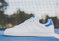 promo code 30434 0fdf5 adidas Skateboarding 2014 Summer Stan Smith Vulc White Royal  With the  relaunched classic colorway of the Stan Smith having been executed in  nearly every