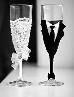 Mariage Black&White !