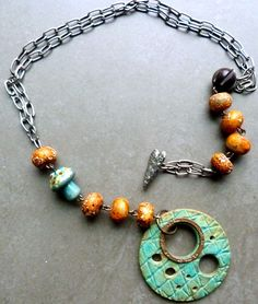 Lorelei's Blog. ( check out if this will work on washer necklace.)