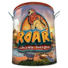 Roar VBS Ultimate Starter Kit for 2019. Save 10% + get FREE shipping at Concordia Supply!