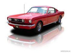 1966 Ford Mustang Fastback 289 V8