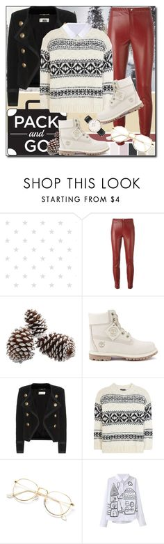 """Ice skating"" by alexandra-provenzano ❤ liked on Polyvore featuring Étoile Isabel Marant, Timberland, Yves Saint Laurent, Polo Ralph Lauren, Daniel Wellington and Packandgo"