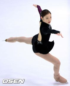 Kim Yun-a, the ice queen that all Putin's horses couldn't drag from the podium