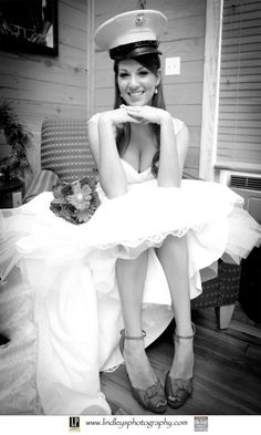 Dreams of a military wedding.. I'm not a military girlfriend but this is presh