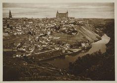https://flic.kr/p/87JuzT | Vista general de Toledo hacia 1915. Fotografía de Kurt Hielscher. | Comentada en mi blog Toledo Olvidado en la entrada toledoolvidado.blogspot.com/2010/06/toledo-hacia-1915-fot...