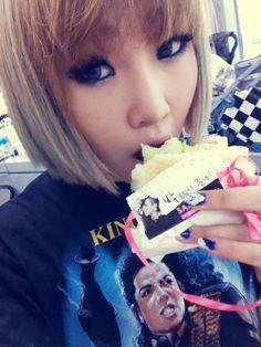 #2NE1 #Minzy
