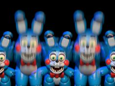 Toy Bonnie's Jumpscares