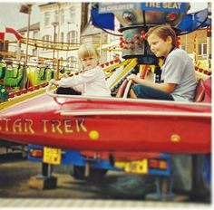 Louis and Lottie!