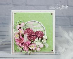 Wild Orchid Crafts: Easter with pink