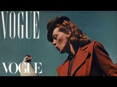 Sarah Jessica Parker Narrates the 1930s in Vogue  | Vogue by the Decade - YouTube