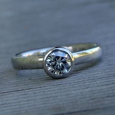 Hey, I found this really awesome Etsy listing at https://www.etsy.com/listing/125760583/simple-solitaire-moissanite-and-950