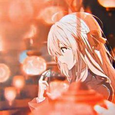 Anime Girl Pink, Cool Anime Girl, Kawaii Anime Girl, I Love Anime, Anime Art Girl, Anime Music Videos, Anime Songs, Anime Films, Anime Meme