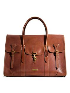 COACH - Billy Reed Leather Day Bag
