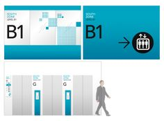 A — ENVIRONMENT / Queensbay Mall / Wayfinding and environmental graphics