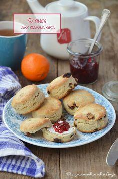 scones vegan aux raisins secs (1)