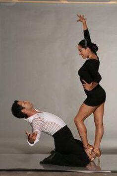 Salsa dance pose #salsa #dancing http://marshere.com.au/