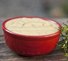Rosemary Potato Soup