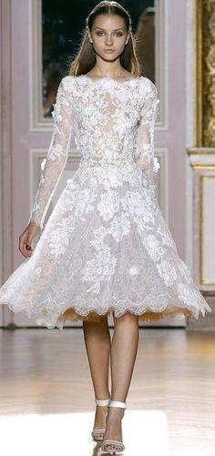 white runway fashion ♥✤   Keep the Glamour   BeStayBeautiful