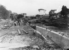Avenida Paulo de Frontin, Rio Comprido, em 08/10/1928.  Autor: Augusto Malta. Acervo: Instituto Moreira Salles.