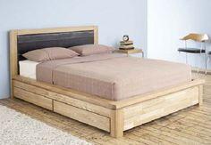 La cama de madera es un clásico en casi todas las viviendas del mundo, por el hecho de que es un material resistente, fácil de trabajar, fácil de conservar y sobre todo, también posee cierta flexib...