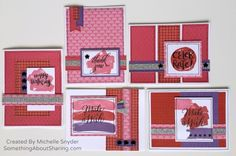 Creating and Sending Happy Mail – A Fundamental Card Workshop